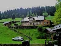 Chata k pronájmu - okolí Horního Maršova