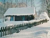 Chalupa k pronajmutí - zimní dovolená Svoboda nad Úpou