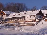 Chata k pronajmutí - zimní dovolená Hořejší Vrchlabí
