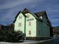 ubytování Ski areál Harrachov - Amálka Apartmán na horách - Rokytnice nad Jizerou
