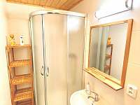 Bouda Bournak Krkonose koupelna jih 1 - chalupa k pronájmu Velká Úpa