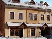 Levné ubytování Koupaliště Mříčná Penzion na horách - Vysoké nad Jizerou