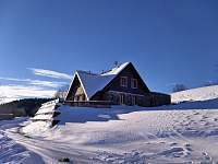 Vila ubytování v Prkenném Dole