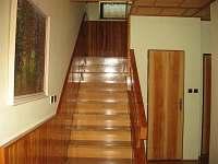 Schodiště do poschodí