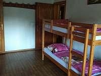 pokoj 1 - pronájem chaty Janské Lázně