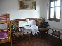 pokoj 1 - chata k pronajmutí Janské Lázně