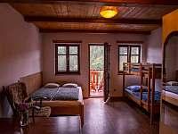 pokoj 1 - chata k pronájmu Janské Lázně