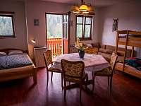 pokoj 5 - pronájem chaty Janské Lázně