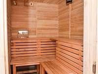 sauna - Janské Lázně