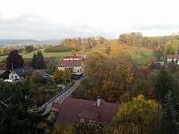 Vyhled z okna - Dolní Lánov