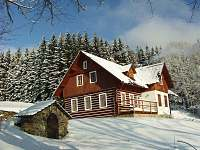 ubytování v penzionu na horách Bratrouchov