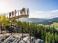 Vyhlídka na Stáži - chalupa k pronájmu Rokytnice nad Jizerou