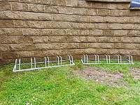 Zázemí pro kola - Prkenný Důl