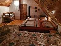 Velký pokoj v podkroví - Kocbeře