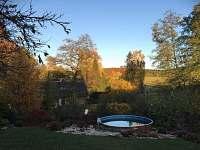 Zahrada na podzim - Kocbeře