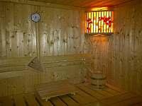 Sauna - Kořenov