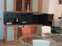 Kuchyňský kout - apartmán ubytování Harrachov