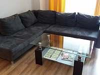 Obývací pokoj - apartmán k pronajmutí Harrachov