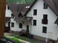 Pohled z terasy - Harrachov