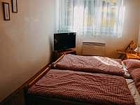 ložnice - apartmán ubytování Rokytnice nad Jizerou