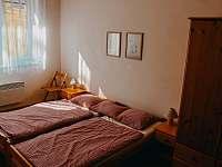 ložnice - apartmán k pronájmu Rokytnice nad Jizerou