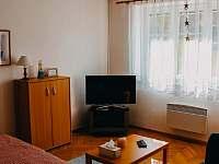 obývací pokoj - apartmán k pronájmu Rokytnice nad Jizerou