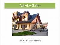 ACTIVITY - pronájem apartmánu Vrchlabí