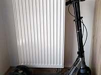 Vybavení - pronájem apartmánu Vrchlabí