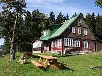 ubytování Volanov na chalupě