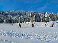 I běžkaři si přijdou na své (upravené trasy v nedalekých Jakuszycích) - Rokytnice nad Jizerou
