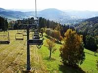 Lanovka Horní Domky - Rokytnice nad Jizerou
