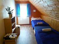 Ložnice pro 2 osoby (2x) - Rokytnice nad Jizerou