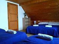 Ložnice pro 5 osob - Rokytnice nad Jizerou