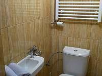 Samostatné WC - Rokytnice nad Jizerou