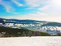 Studenov s krásným výhledem - Rokytnice nad Jizerou