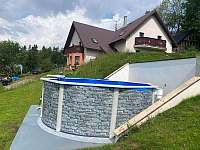 ubytování Štěpanická Lhota v penzionu na horách