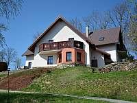Penzion na horách - okolí Horního Lánova