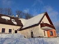 ubytování Ski areál Svatý Petr - Hromovka Penzion na horách - Strážné