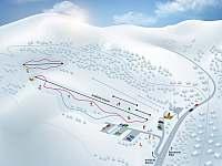 Skiareál Kněžický vrch