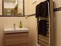 Apartmán č. 5 koupelna