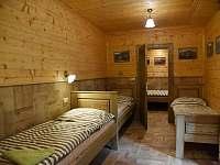 Apartmán č. 5 ložnice 1