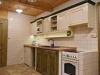 Apartmán č. 6 kuchyně