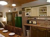 Apartmán č. 7 kuchyně