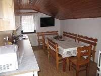 kuchyň 1.NP - ubytování Sklenařice