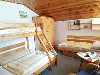 pokoj č. 1 - 4 osoby - Sklenařice