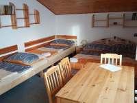 Pokoj č. 3 NP s balkónem - Sklenařice