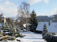 Penzion na horách - zimní dovolená Sklenařice