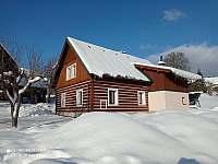 Chalupa k pronájmu - zimní dovolená Poniklá