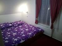Pokoj č.4.dvoulůžkový s možností přístýlky se nachází v 1 patře.
