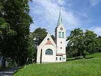 Evangelický kostel Hořejší Herlíkovice - Strážné